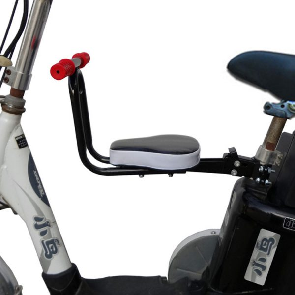 Scooter Seat L Size Bike Child Seat Portable Big Folding