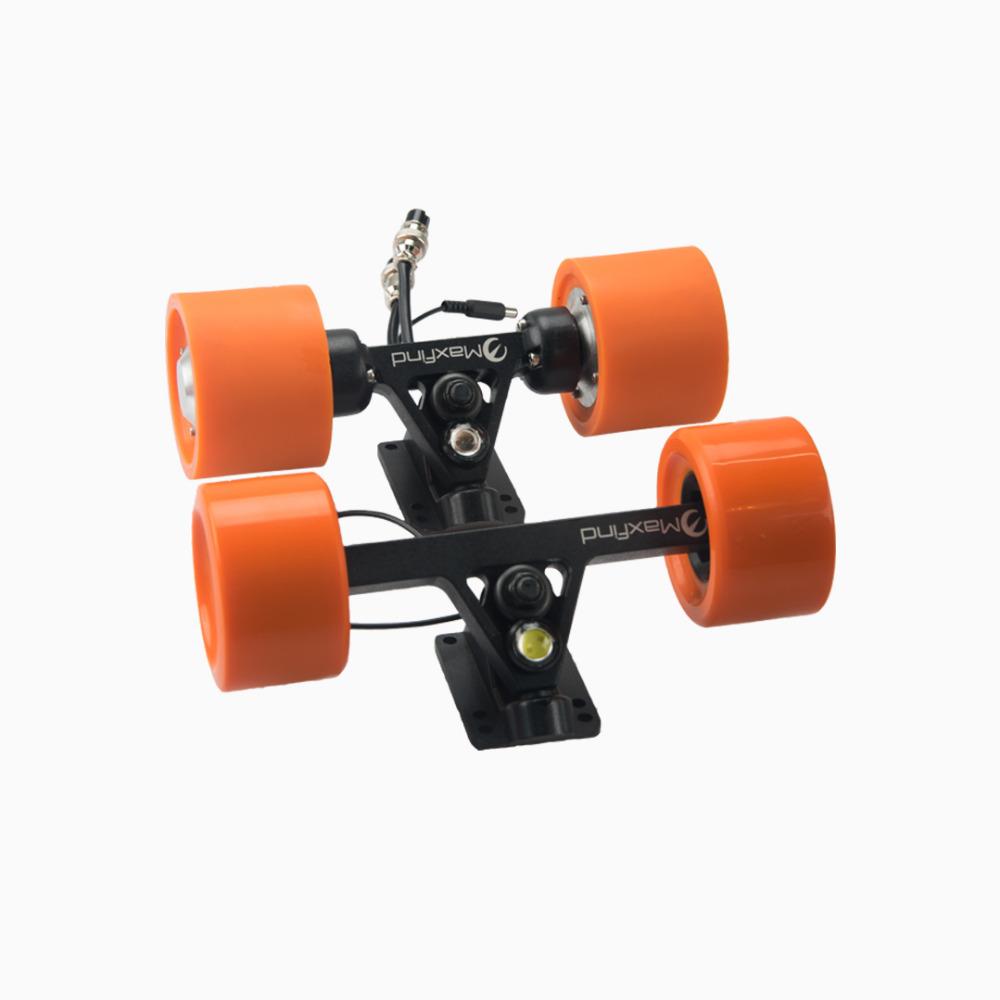 electric skateboard hub daul motor kit for adult children. Black Bedroom Furniture Sets. Home Design Ideas